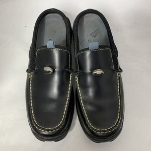 Cole Haan Air Leather Slip On Loafer Mules 6.5 B